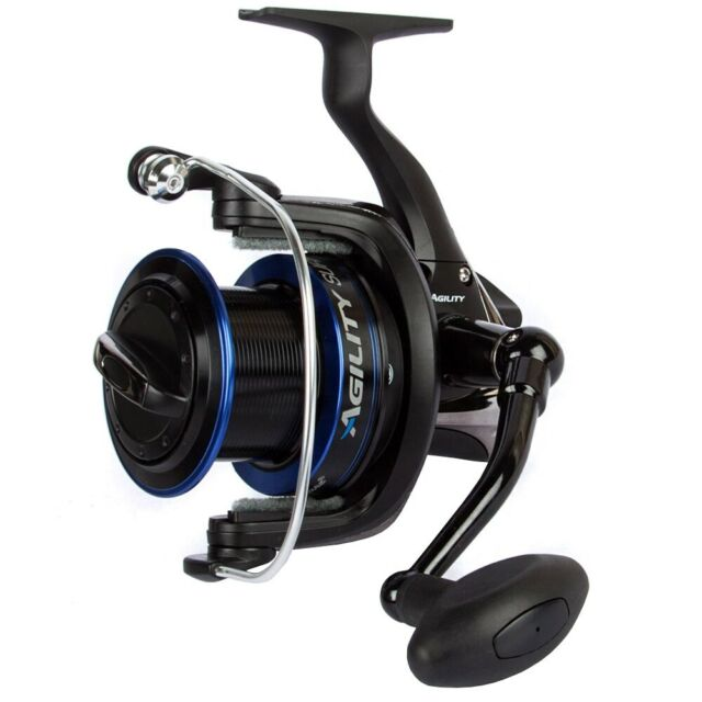 NEW Shakespeare Agility Front Drag Fixed Spool Surf Fishing Reel 70-1294007