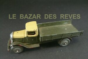 DINKY TOYS FRANCE. Camion benne basculante. REF: 25 e.