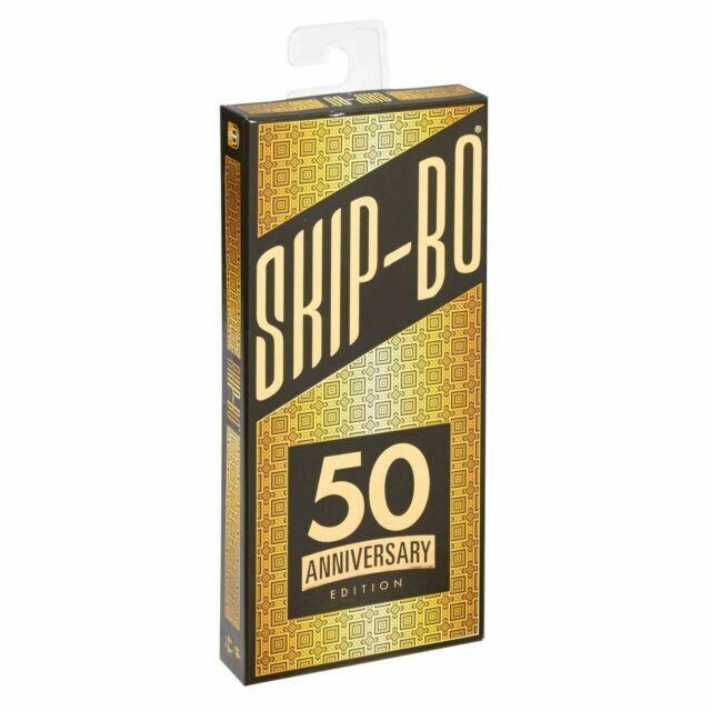 Skip B0 50Eme Anniversaire Mattel Games DXC43