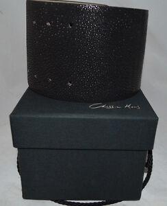 Chrissie-Morris-Genuine-Stingray-Belt-Made-In-Italy