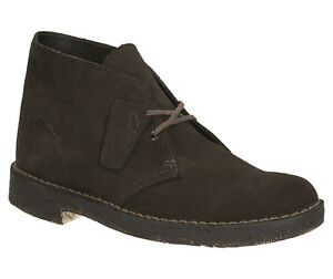 Originals Desert Up para hombre Lace Boot Clarks Suede Brown tAFd0xntwB
