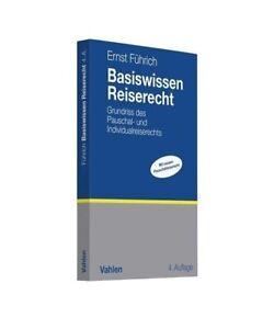 Ernst-Fuhrich-034-Basis-Knowledge-Reiserecht-034