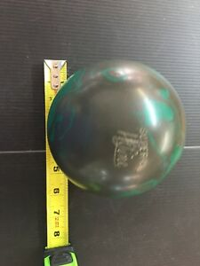 Details about Vintage Candlepin Bowling Ball Hi Line Small Bowling Ball E19
