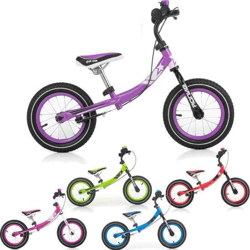 Kinder Laufrad Runner Lernlaufrad Kinderfahrrad Rad Fahrrad YOUNG Milly Mally