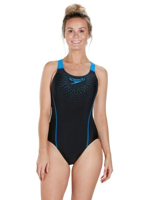d6d2ef8a87e Speedo Sports Logo Swimsuit.Ladies Swimwear.Speedo swimsuits. Speedo  Swimwear