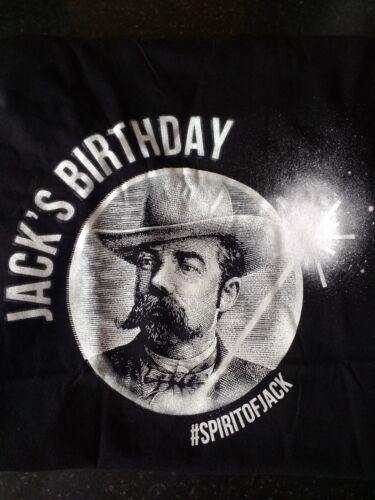 Jack/'s Birthday T Shirt Medium Jack Daniel/'s #spiritofjack