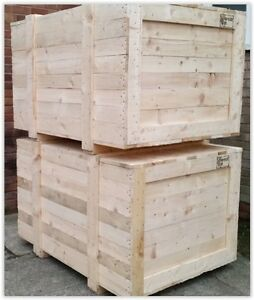 image is loading wooden shipping crates export packing cases boxes 1m - Wooden Shipping Crates