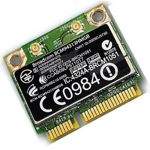 Details about Broadcom BCM94313HMGB b/g/n Wireless WiFi + Bluetooth 3 0  Combo Card HP BCM4313