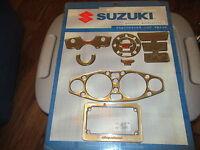 Suzuki Hayabusa Liquid Chrome Accessory Package 03-07 Hayabusa 990a0-94002-crm