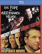 Mickey Rourke: The Pope of Greenwich Village/Desperate Hours (Blu-ray Disc, 2015)