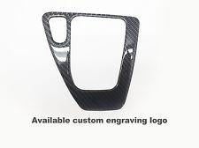 Carbon Fiber Gear Shift Shifter Frame Cover Overlay For BMW E90 E91 E92 E93