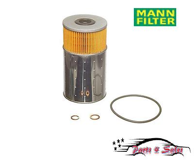 Mann Engine Oil Filter Case For Mercedes W201 W124 190D 300D 300SDL S350
