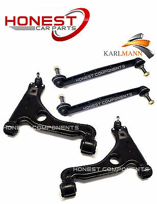 For Vauxhall Zafira 2005-2015 Front Lower Suspension Wishbone Arms /& Link Bars