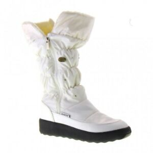 buy online 4135d f989a LYTOS 56701 DOPOSCI DONNA IN TESSUTO WATERPROOF BIANCO CON ...