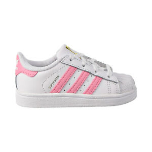 famigerato Fjord Alunno  Adidas Superstar I Toddler Shoes Footwear White-Light Pink-Gold Metallic  BY3720 | eBay