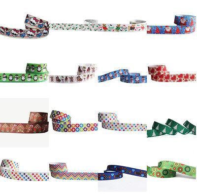 "3//8/""--1.5/"" Mixed Leopard Grosgrain Ribbon Craft 1//10//100 Yards 16 Designs U Pick"