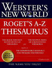 Webster's New World Roget's A-Z Thesaurus by Staff of Webster's New World Dictionary, Charlton Laird (Hardback, 1999)