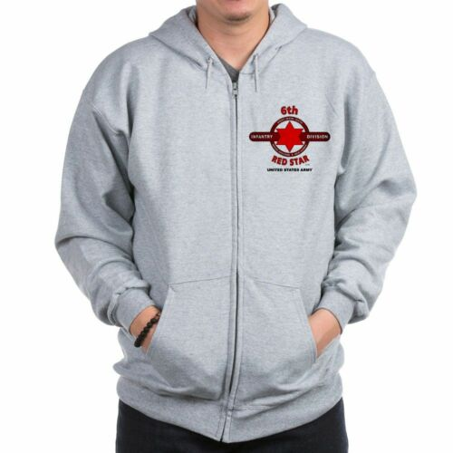 """103RD INFANTRY DIVISION WW II /""""CACTUS/"""" CAMPAIGN LEFT CHEST ZIPPER HOODIE"""