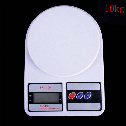 10kg//1g Precision Electronic Digital Kitchen Food Weight Scale Home Kitchen  W0