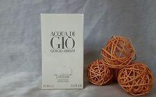 AQUA DI GIO POUR HOMME eau de toilette 100ml spray , original.