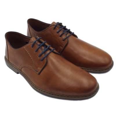 Rieker 13422-25 Zapatos de Cordones Derby para Hombre