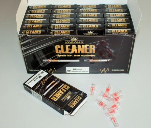 12 Packungen a 24 Stück Korona Cleaner Zigarettenspitzen