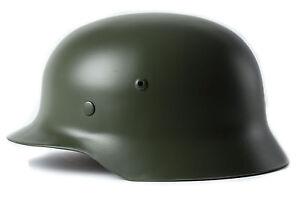 Soldier Green WW2 WWII l/'armée allemande d/'élite M35 M1935 Casque d/'acier