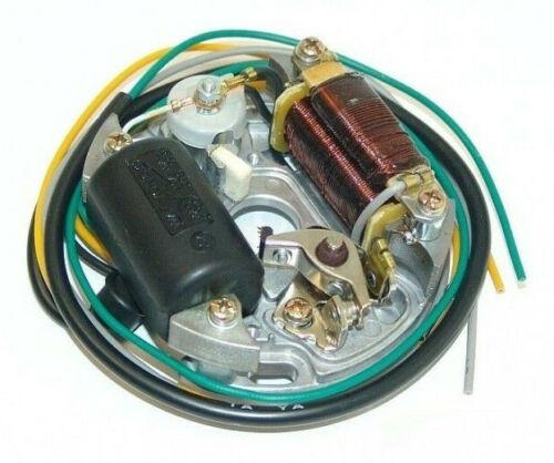 6v placa de encendido m Kreidler, Zündapp, interruptores contacto bremlichtsspule Puch
