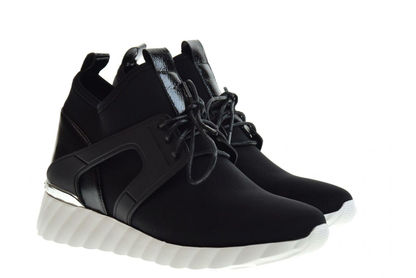 Uma Parker New York P19f  chausures femme scarpe da ginnastica high 240119LY nero  grandi prezzi scontati