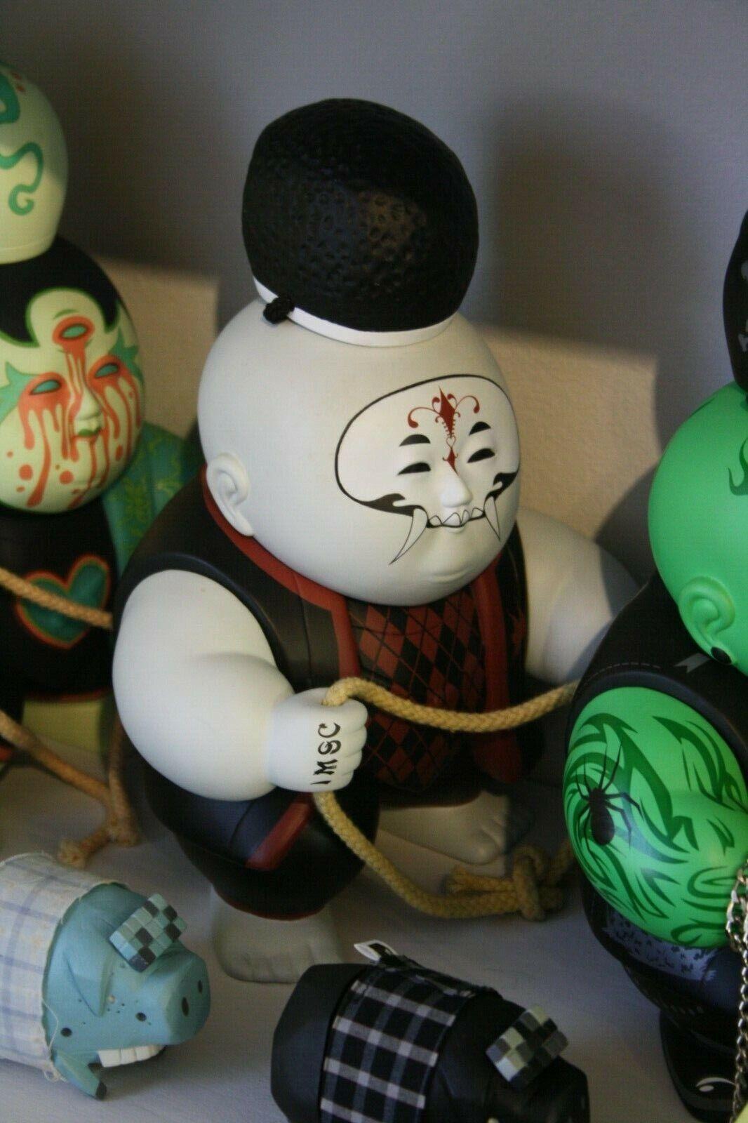 Super Rad Toys Designer Ningyo GOSHO DOLL Ningyo Project 10  CRAOLA 2008