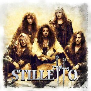 STILLETTO – Same (LIM. 500 CD/DVD ED.*US MELODIC METAL*FEMALE VOCALS)