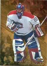 98-99 BE A PLAYER BAP GOLD #219 JOSE THEODORE CANADIENS *33074