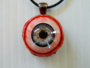 Halloween horror prop eyeball pendant for costume or cos play image is loading halloween horror prop eyeball pendant for costume or aloadofball Images