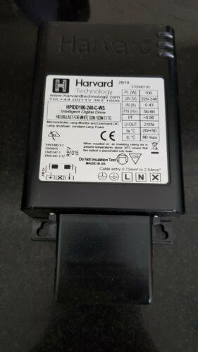Harvard Ballast Electronic SDW-TG HPIDD 100 240 C WS