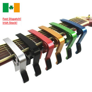 Guitar-Capo-Aluminium-metal-trigger-for-acoustic-or-electric-guitar