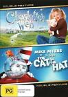 Charlotte's Web / Cat in The Hat 2014 Childrens DVD
