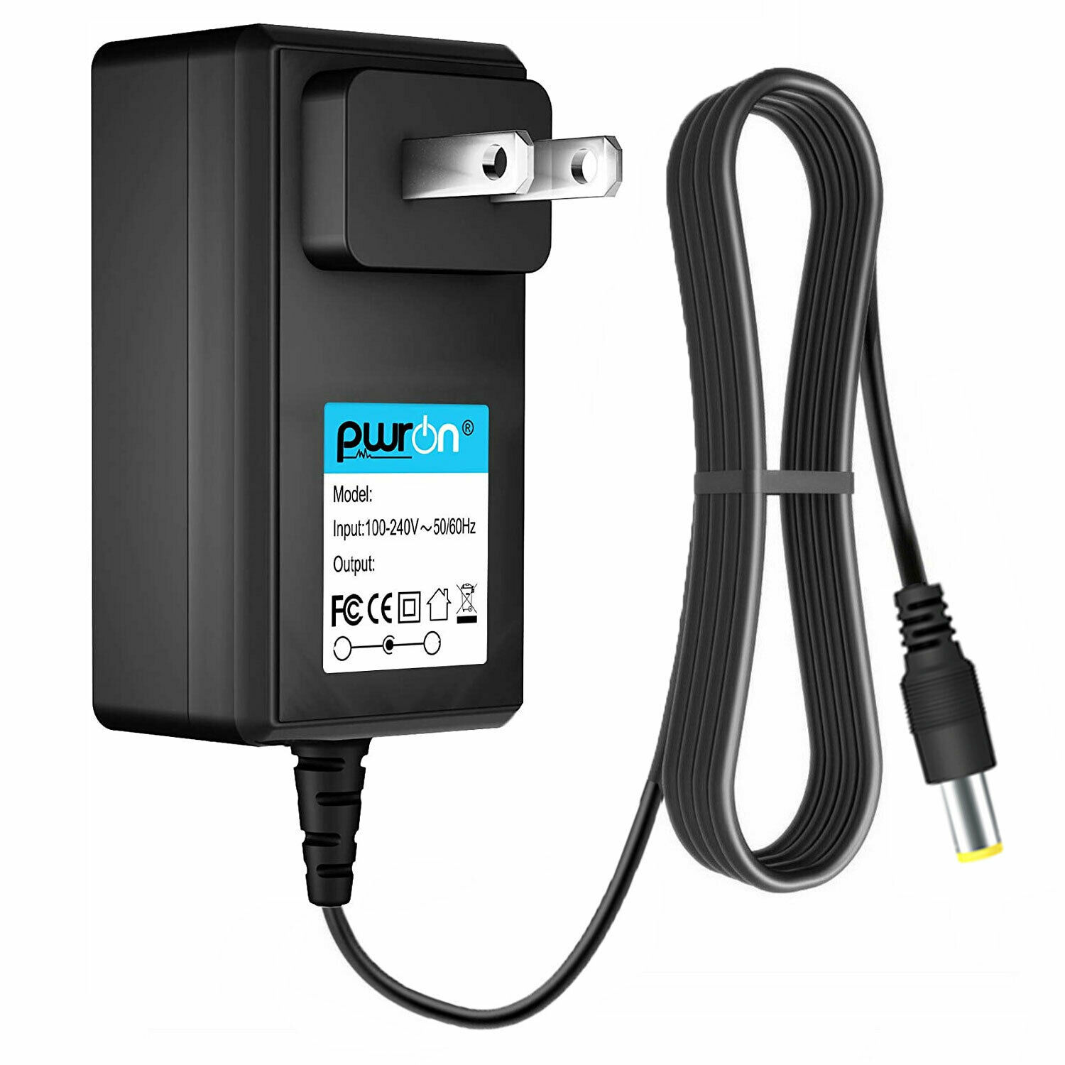 PwrON AC Adapter For Sony DPFD70 DPF-D70 Digital Frame Charger Power Supply PSU