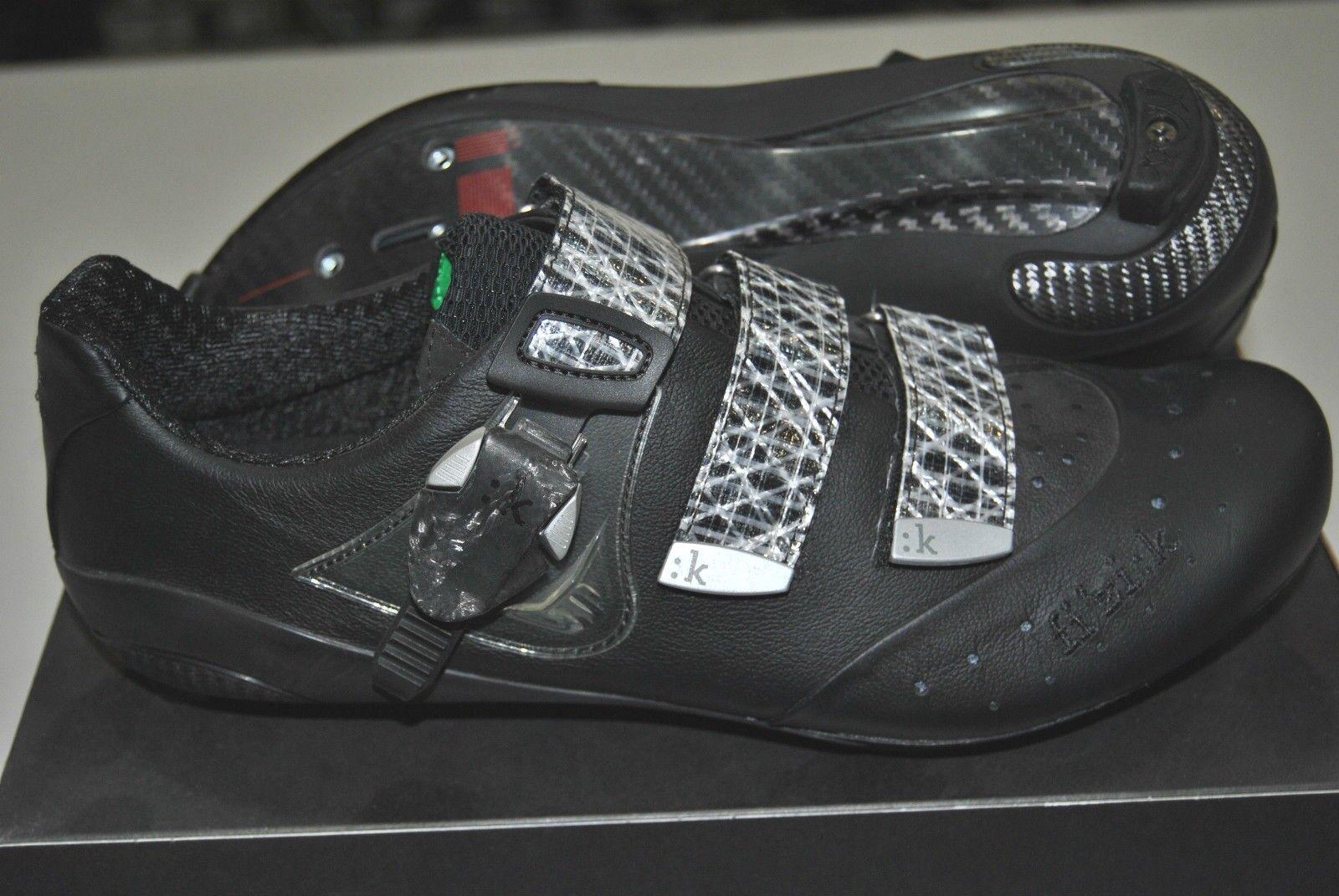 Schuhe Road Fizik R1 Kohlenstoff Schwarz   schuhe R1
