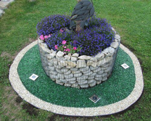 """Seedeco ® briques de verre glaskies 20kg /""""Made in Germany/"""" vert 609-20"""
