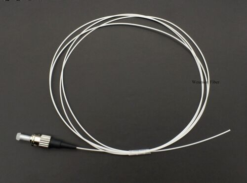 10pcs FTTH ST Fiber Optic Pigtail 50//125 Multi Mode 0.9mm 1.5m PVC//LSZH Weunion