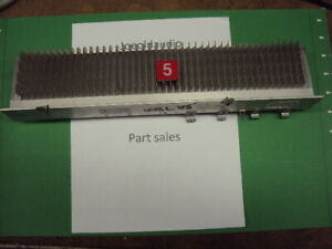 Pioneer-SA-7800-Amplifier-Original-Heat-Sink-Tested-Parting-Out-SA-7800-Amp