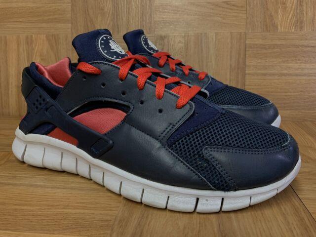 Nike Huarache Run 2012 Obsidian Blue