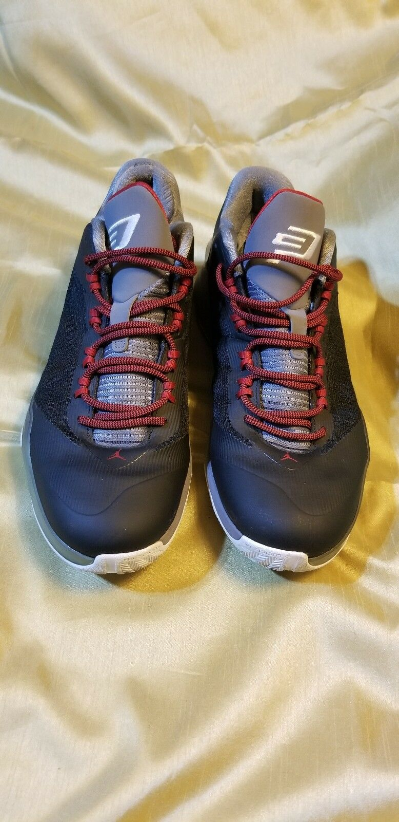 Mens Nike Air Jordan CP3 VIII Basketball shoes Size 9.5 cleanee real nice