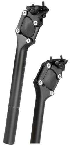 M-Wave Parallelogramm Sattelstütze Gefedert 31,6mm Gefederte Fahrrad Sattel Stüt