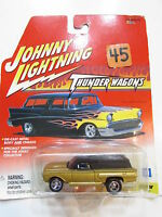 Johnny Lightning Thunder Wagons - Custom Chevy Wagon