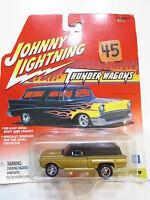 Johnny Lightning Thunder Wagons - Custom Chevy Wagon