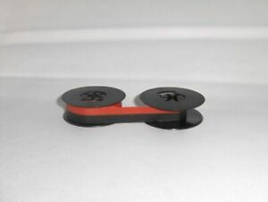 Tower President President XII Typewriter Ribbon Blk//Red Twin Spool