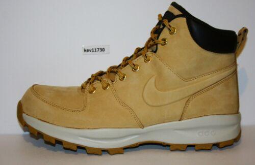 Nike Uomo Pagliaio Manoa Acg Originale Misura Scarponcini 700 Pelle Grano 454350 dTf8qwI