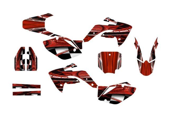CRF 150R graphics kit  2007 2008 2009 2010 2011 2012 2013 2014 2015 #9001N