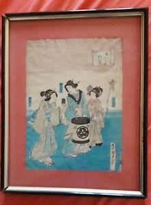 Estampe-japonaise-originale-et-signee-par-Utagawa-Kunisada
